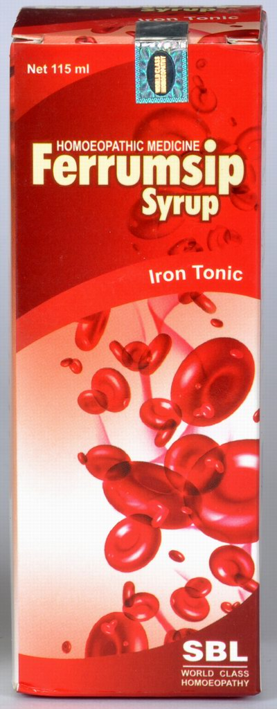 Buy SBL Homeopathy Ferrumsip Iron Tonic online United States of America [ USA ]