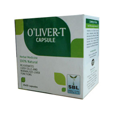 Buy SBL Homeopathy O'Liver T Capsule online United States of America [ USA ]