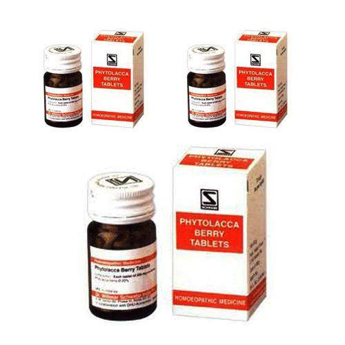 Buy SBL Homeopathy Phytolacca Berry Tablets online United States of America [ USA ]