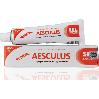 Buy SBL Ointments Aesculus  online United States of America [ USA ]