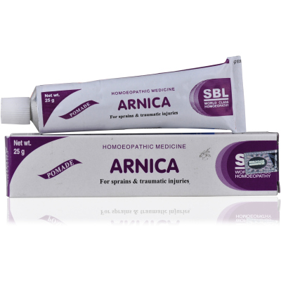 Buy SBL Homeopathy Arnica Ointment Online MY