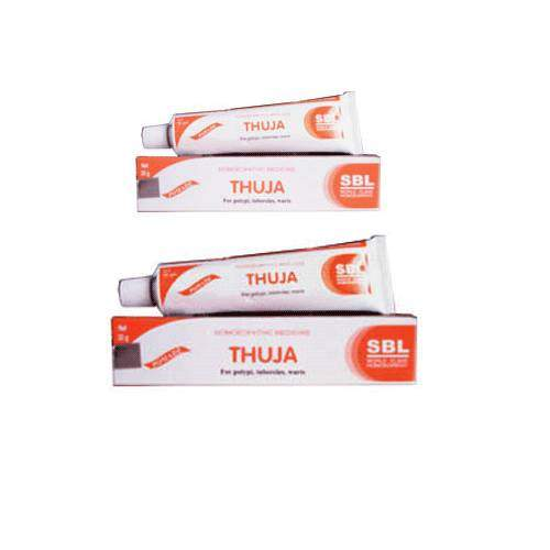 Buy SBL Homeopathy Thuja Ointment online United States of America [ USA ]