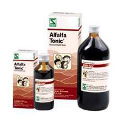 Buy Schwabe Homeopathy Alfalfa Tonic for General - General Health Tonic online United States of America [ USA ]