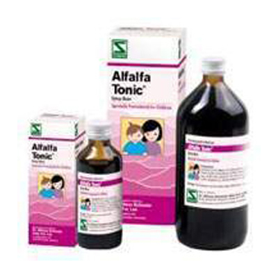 Buy Schwabe Homeopathy Alfalfa Tonic for Kids online United States of America [ USA ]