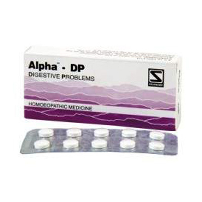 Buy Schwabe Homeopathy Alpha DP Online MY