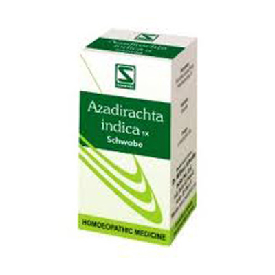 Buy Schwabe Homeopathy Azadirachta Indica online United States of America [ USA ]