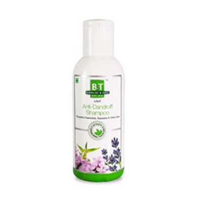 Buy Schwabe Homeopathy B & T Anti Dandruff Shampoo online United States of America [ USA ]