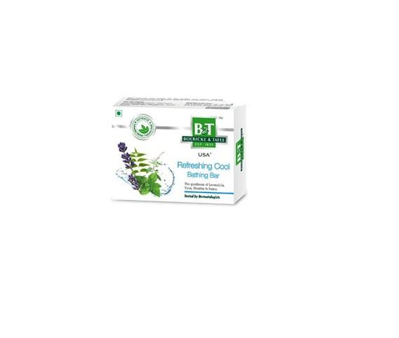 Buy Schwabe Homeopathy B & T Refreshing Cool Bathing Bar online United States of America [ USA ]