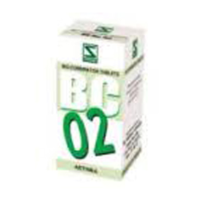 Buy Schwabe Homeopathy Bio Combination 02 - Asthma online United States of America [ USA ]