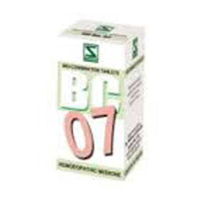 Buy Schwabe Homeopathy Bio Combination 07 - Diabetes  online United States of America [ USA ]