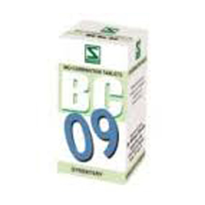Buy Schwabe Homeopathy Bio Combination 09 - Dysentery Online MY