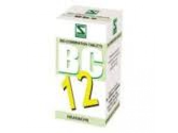 Buy Schwabe Homeopathy Bio Combination 12 - Headache  online United States of America [ USA ]