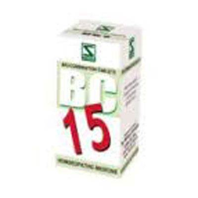 Buy Schwabe Homeopathy Bio Combination 15 - Menstruation Troubles online United States of America [ USA ]