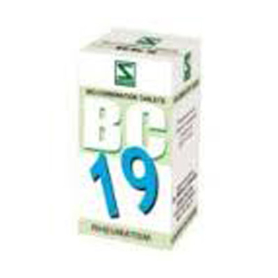 Buy Schwabe Homeopathy Bio Combination 19 - Rheumatism  online United States of America [ USA ]