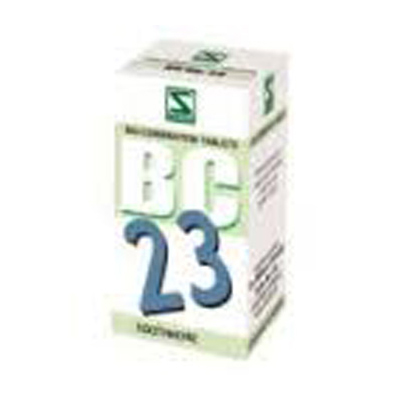 Buy Schwabe Homeopathy Bio Combination 23 - for Toothache online United States of America [ USA ]