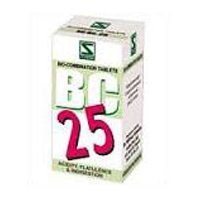 Buy Schwabe Homeopathy Bio Combination 25 online United States of America [ USA ]