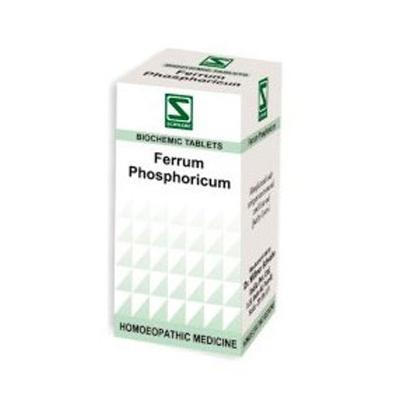Buy Schwabe Homeopathy Ferrum Phosphoricum online United States of America [ USA ]