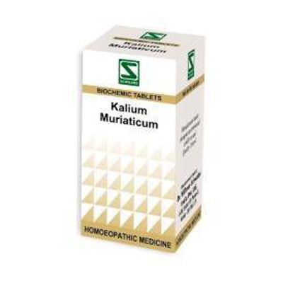 Buy Schwabe Homeopathy Kalium Muriaticum - Cold with watery discharge online United States of America [ USA ]