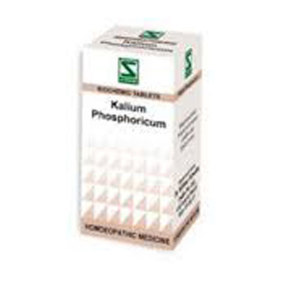 Buy Schwabe Homeopathy Kalium Phosphoricum - Weakness of Muscles and Nerves online United States of America [ USA ]