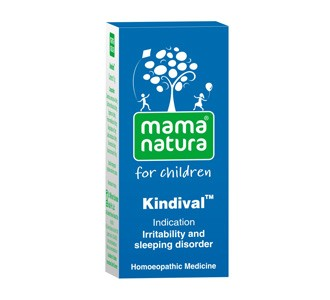 Buy Schwabe Homeopathy Kindival- Sleep disorder / Irritability in children online United States of America [ USA ]