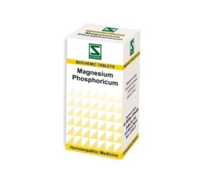 Buy Schwabe Homeopathy Magnesium Phosphoricum - Weakness of muscles and nerves online United States of America [ USA ]
