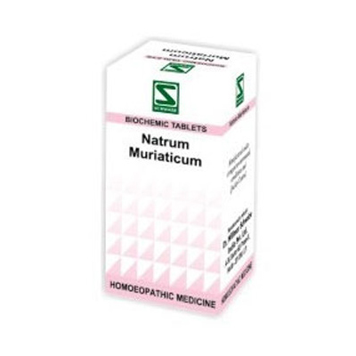 Buy Schwabe Homeopathy Natrum Muriaticum - Cold with Watery Discharge online United States of America [ USA ]