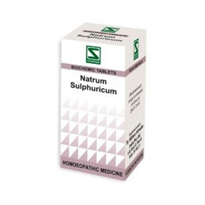 Buy Schwabe Homeopathy Natrum Sulphuricum online United States of America [ USA ]