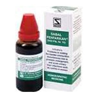 Buy Schwabe Homeopathy Sabal Pentarkan - Prostate Enlargement & UTI online United States of America [ USA ]