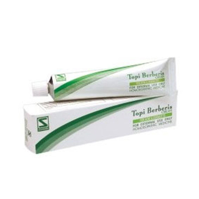 Buy Schwabe Homeopathy Topi Berberis Cream online United States of America [ USA ]