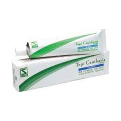 Buy Schwabe Homeopathy Topi Cantharis Cream online United States of America [ USA ]