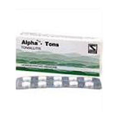 Buy Schwabe Homeopathy Alpha Tons online United States of America [ USA ]