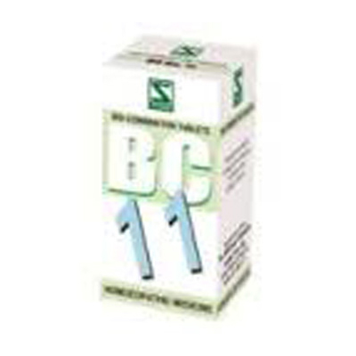 Buy Schwabe Homoeopathy Bio Combination 11 - Fever online United States of America [ USA ]