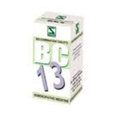 Buy Schwabe Homoeopathy Bio Combination 13 - Leucorrhoea  online United States of America [ USA ]