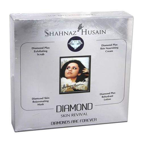 Buy Shahnaz Husain Diamond Skin Revival Kit online New Zealand [ NZ ]