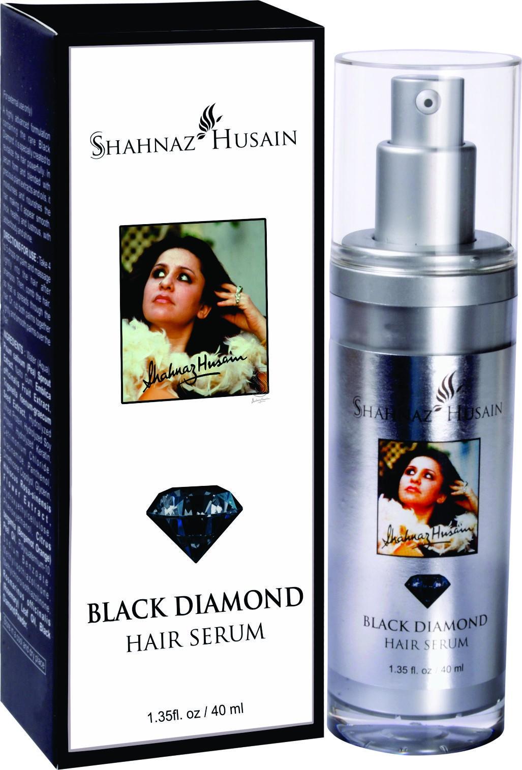 shahnaz husain black diamond hair serum | buy shahnaz husain black