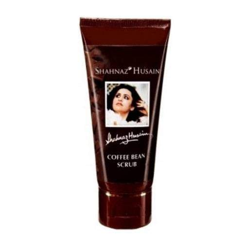 Buy Shahnaz Husain Coffee Bean Scrub Online MY