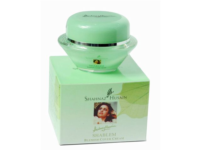 Buy Shahnaz Husain Shablem Blemish Cover Cream online United States of America [ USA ]