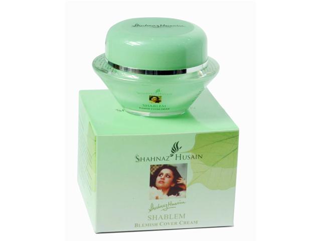 Buy Shahnaz Husain Shablem Blemish Cover Cream online Singapore [ SG ]
