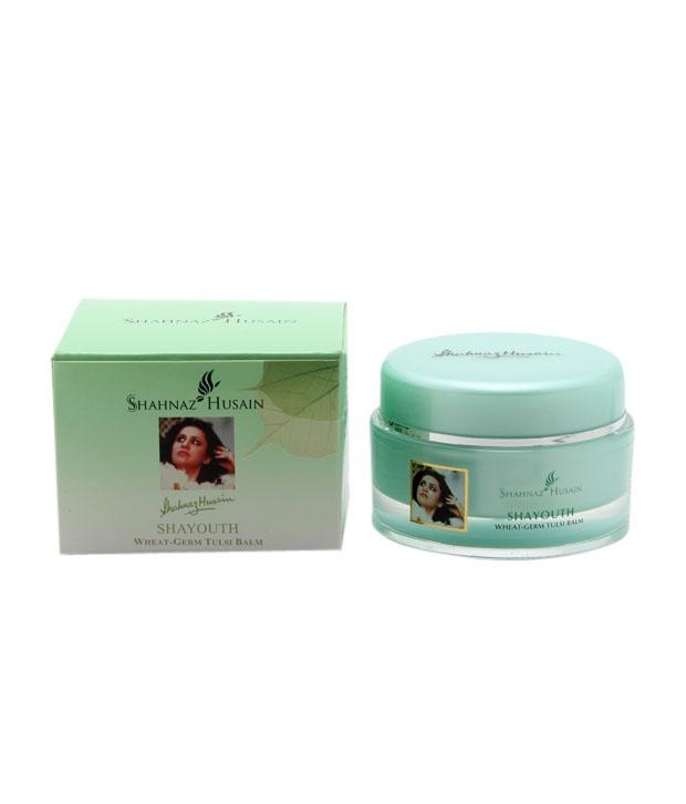 Buy Shahnaz Husain Shayouth Plus Wheat-Germ Tulsi Balm Online MY