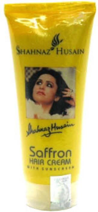 Buy Shahnaz Husain Saffron Hair Cream With Sunscreen Online MY