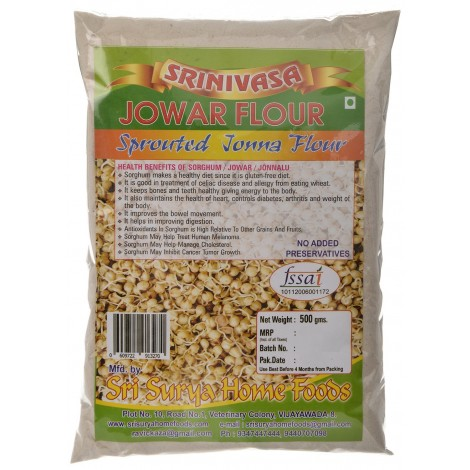 Buy SRINIVASA Jowar Flour Online MY