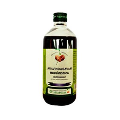 Buy Vaidyaratnam Oushadhasala Aravindasavam Online MY