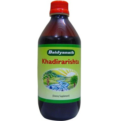 Buy Vaidyaratnam Oushadhasala Khadirarishtam Online MY