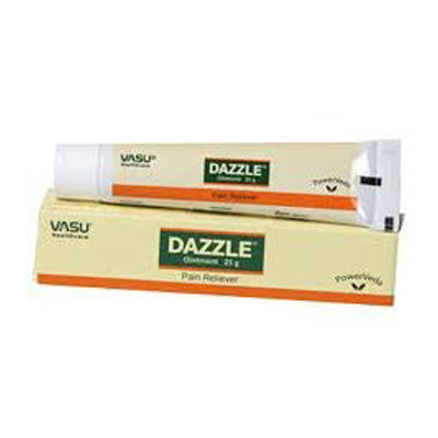 Buy Vasu Pharma Dazzle Ointment for Arthritis  Online MY
