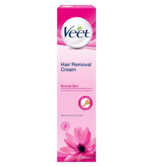 Buy Veet Hair Removing Cream For Normal Skin Online MY