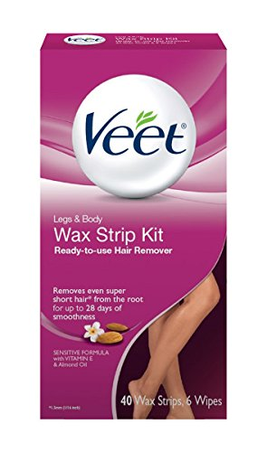 Buy Veet Hair Removing Wax Strips Online MY