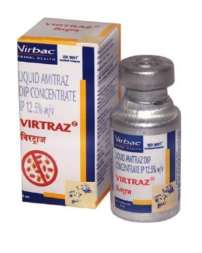 Buy Virbac Liquid Amitraz Dip Concentrate Online MY
