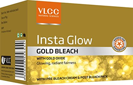 Buy VLCC Insta Glow Gold Bleach Online MY
