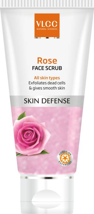 Buy VLCC Rose Fruit Scrub Online MY