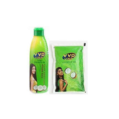 Buy VVD Gold Coconut Hair Oil Online MY